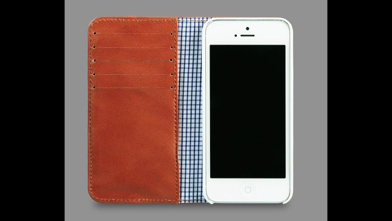 iPhone iphone flip case : Toffee Flip Wallet Case for iPhone 5 and 5s - YouTube
