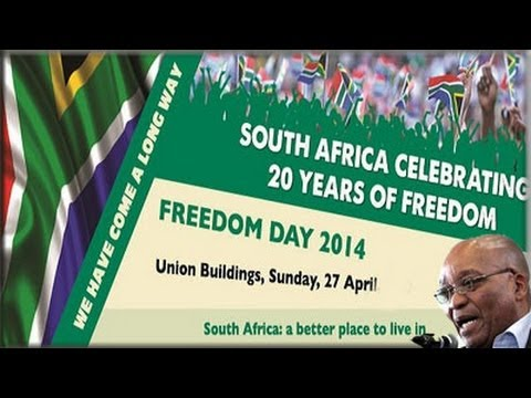 Freedom Day 2014 Celebrations