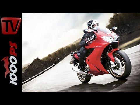 Testvideo | Honda VFR 800 F - 2014 | Action, Sound, Fazit