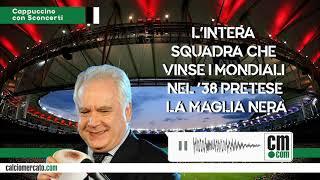 Sconcerti: Mancini è fortunato, ma non potrà dare al calcio quanto il giornalista Pozzo
