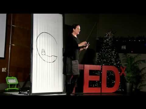 Life Loops: Holly Carr at TEDxMSVUWomen