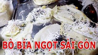 BÒ BÍA NGỌT TẠI SÀI GÒN | Saigon life