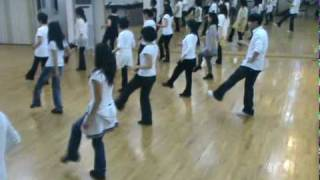 Cha Cha Conchita Line Dance (Demo & Walk Through)