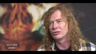 MEGADETH MUSTAINE EXPLAINS DEVICE, HELLYEAH BEING NIXED FROM NYC GIGANTOUR