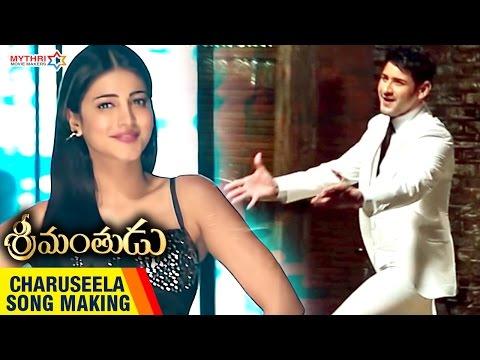 Srimanthudu Movie Making Videos