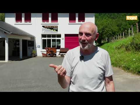 Histoire d'eau : Grotte de la Verna