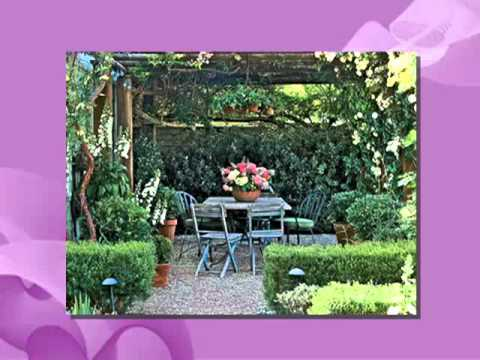 Decoracion de jardines y patios peque os youtube for Decoracion de jardin pequeno sencillo