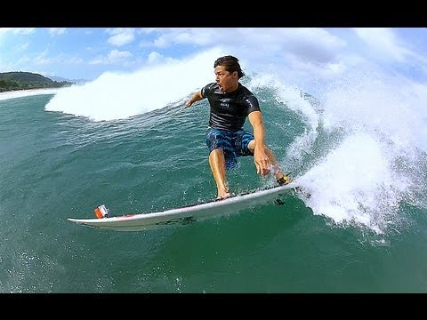 Rocky Point Hawaii surf GoPro Hero2