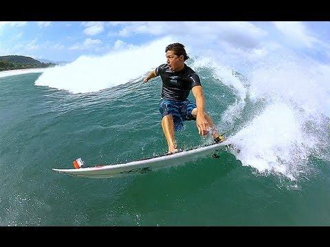 Rocky Point Hawaii surf GoPro Hero2