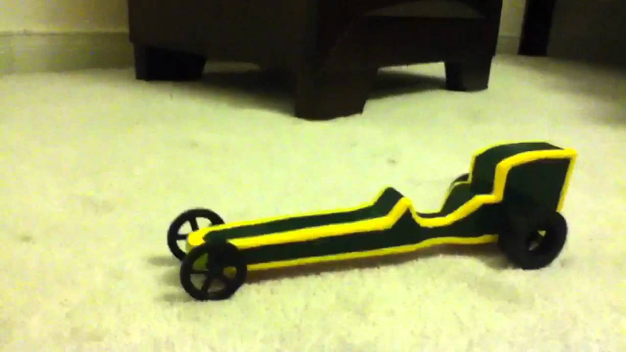 CO2 Dragster Dynamics  HowStuffWorks  Auto