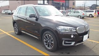 2013 New BMW X5 XDrive 35d XLine Exterior & Interior