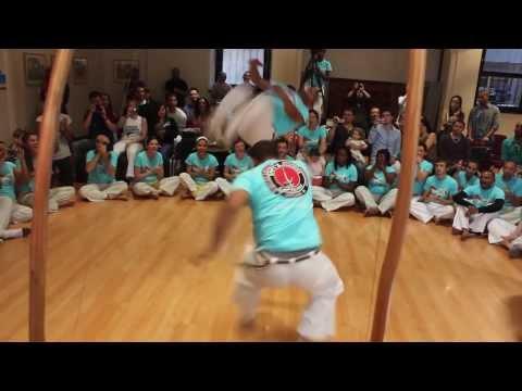 Capoeira Muzenza UK Batizado Roda