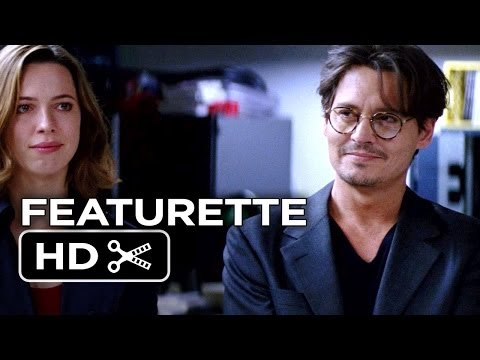 Transcendence Featurette - Artificial Intelligence (2014) - Johnny Depp Sci-Fi Movie HD
