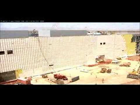 Jak wyglądała budowa nowej fabryki Intela