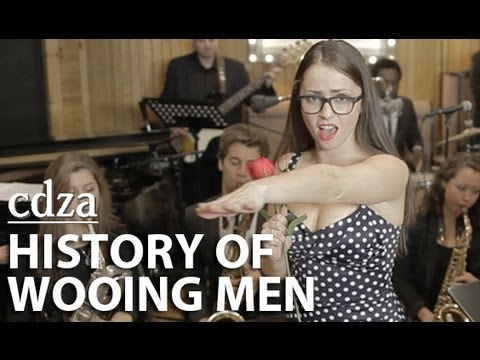 History of Wooing Men | cdza Opus No. 17