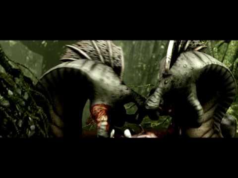 Песня и клип по мотивам Risen (HD)