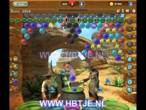 Bubble Witch Saga level 122