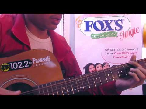 FOXSJingle CoverCompetition Albar Maulana Mohamad