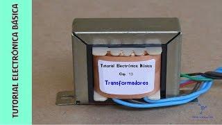 Electrónica Básica - Transformadores
