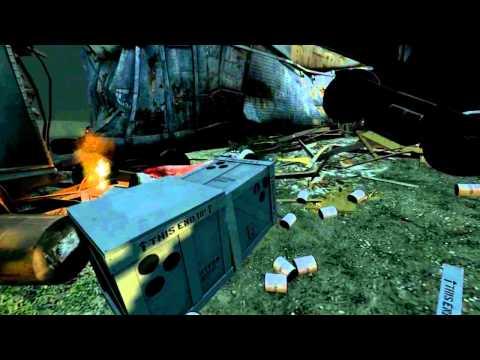 Portal 2 вышел с... интерактивным трейлером фильма?