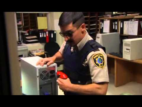 Reno 911! - Deputy Travis Junior in action