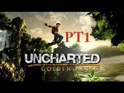 Uncharted Golden Abyss Pt 1 - Psvita - Pt-br - Squadr?o Gamer