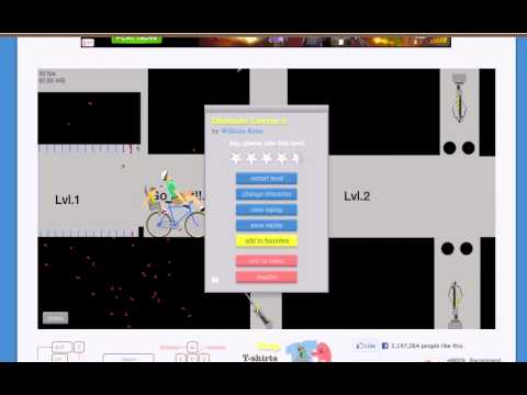 Happy Wheels: Ep. 1
