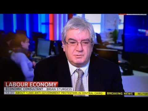 World Economics on SkyNews - The UK Economy / Tax Rates - January 2014