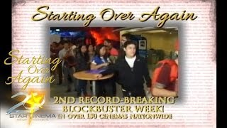 Starting Over Again (Ang pelikulang certified blockbuster hit)