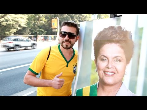 What people in Brazil really think about their President and the World Cup