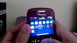 Blackberry 8520 Review En Español (HD)