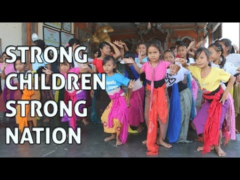 Strong Children Strong Nation [Sanggar Anak Tangguh]