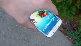Samsung Galaxy S4 Sağlamlık Testi