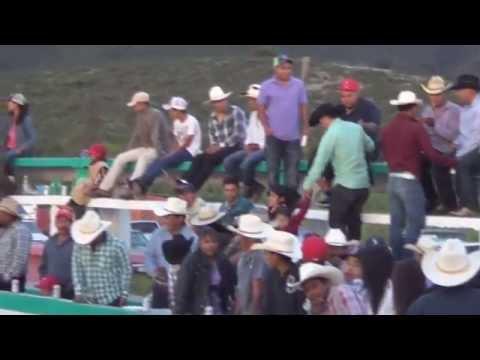monta de adolfo salinas (accidente)  jaripeo sn nicolas del refugio v hgo oct 2014 videos rcm HD