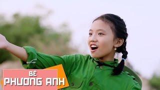 Cô Gái Mở Đường - LK Nhạc Đỏ Cách Mạng Bé Phương Anh