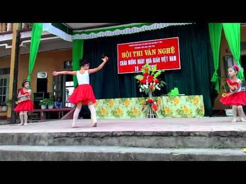 o truong co day em the ngoc anh lop 1a yen tan y yen nam dinh