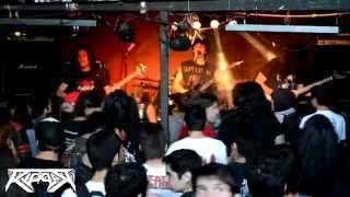 RIPPER - Corpses of fire - Total Thrash - (05/04/14)