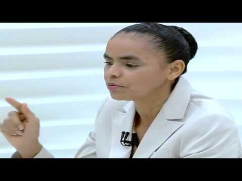Marina Silva diz NÃO SER  criacionista e elogia Darwin