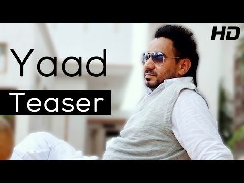 Punjabi Song - Yaad by Daman Rataul - Official Teaser | Punjabi Song 2014 Latest