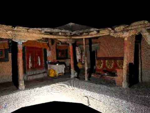 Dangkhar Monastery and Lochen Rinpochet's Residence