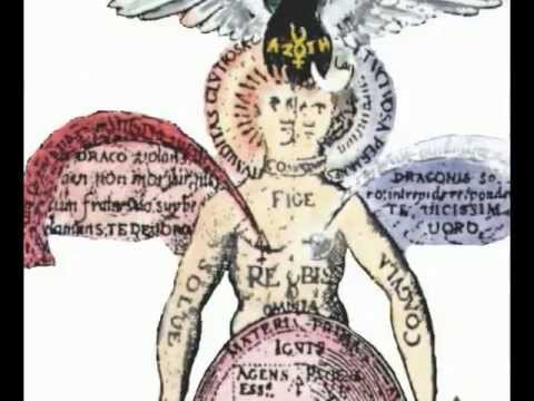 Alchemical Emblems  Khunrath Hermaphrodite