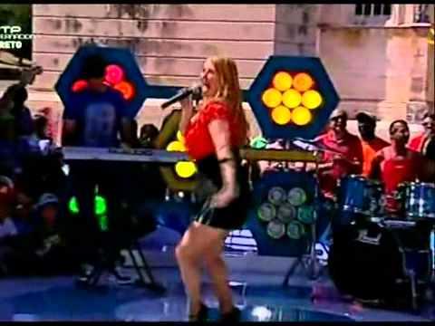 Ricardo Bogalho (baterista) RTP1 Batalha com Cristina Ardisson  Mini saia 27.06.2014