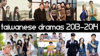 Top 6 New 2013-2014 Taiwanese Dramas Top 5 Fridays
