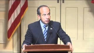 Kissinger Lecture: Felipe Calderón