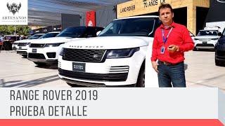 Range Rover 2019   Prueba detalle   Artesanos Car Club