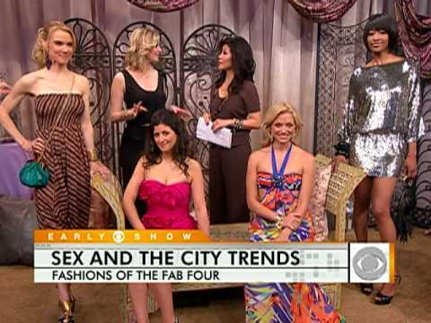 'Sex and the City 2' Fashion Trends