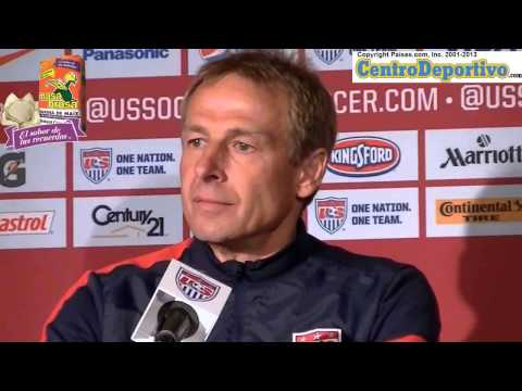 Jurgen Klinsmann press conference   1 of 2