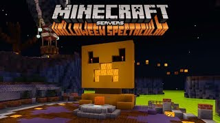 Minecraft - Servers Halloween Spectacular