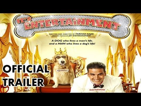 Its Entertainment Official Trailer | Akshay Kumar, Tamannah, Mithun Chakraborty, Sonu Sood