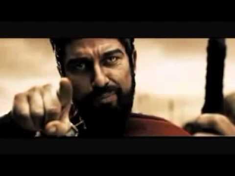 Trecho 300 - Espartanos! Qual sua profissão [Dublado]